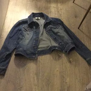 Denim jacket by loft